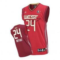 Kobe Bryant Los Angeles Lakers Swingman 2010 All Star Nba Adidas Jersey Red