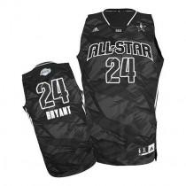 Kobe Bryant Los Angeles Lakers Swingman 2013 All Star Nba Adidas Jersey Black
