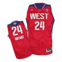 Kobe Bryant Los Angeles Lakers Swingman 2013 All Star Nba Adidas Jersey Red