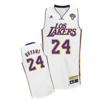 Kobe Bryant Los Angeles Lakers Swingman Latin Nights Nba Adidas Jersey White