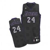Kobe Bryant Los Angeles Lakers Swingman Rhythm Fashion Nba Adidas Jersey Black