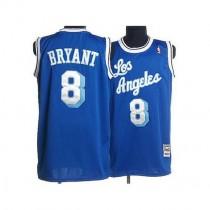 Kobe Bryant Los Angeles Lakers Swingman Throwback Nba Mitchell And Ness Jersey Blue