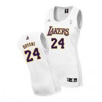 Kobe Bryant Los Angeles Lakers Women S Swingman Alternate Nba Adidas Jersey White
